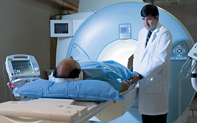 действует кто создал первую магнитно-резонансной томографии р-н